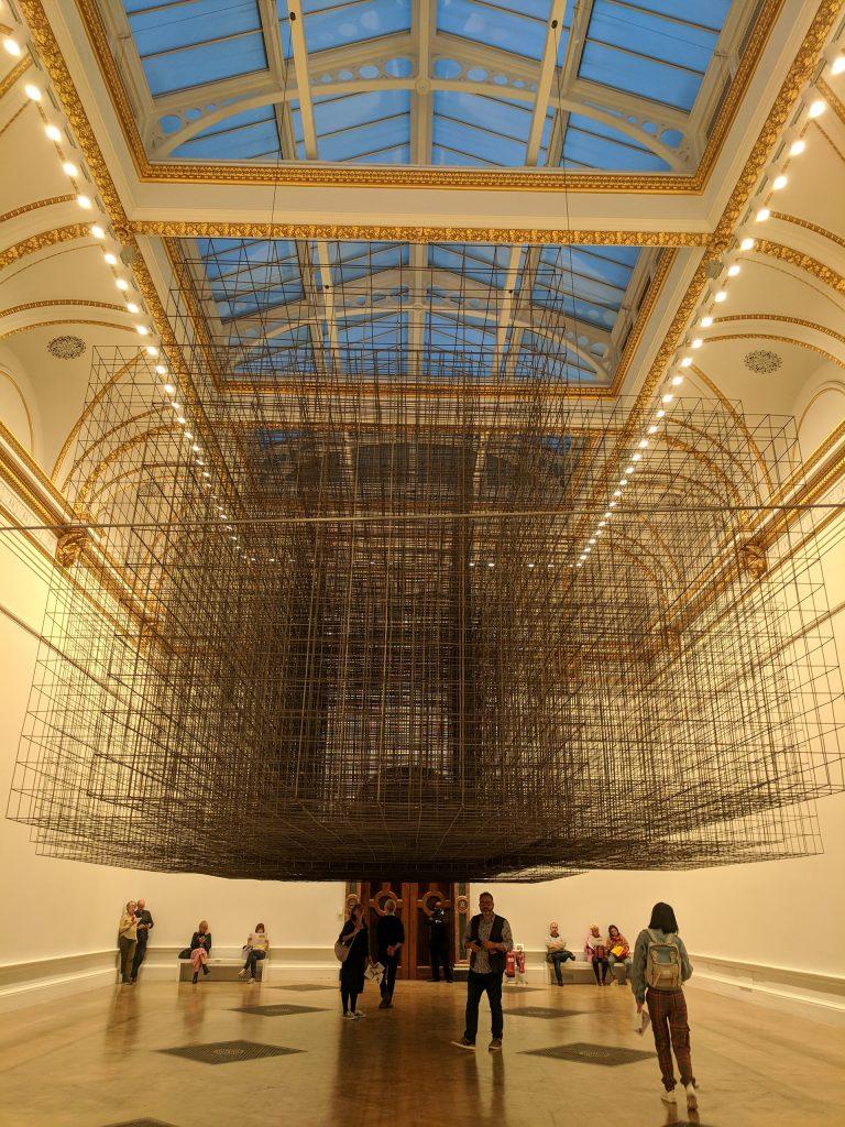 Royal Academy of Arts Antony Gormley